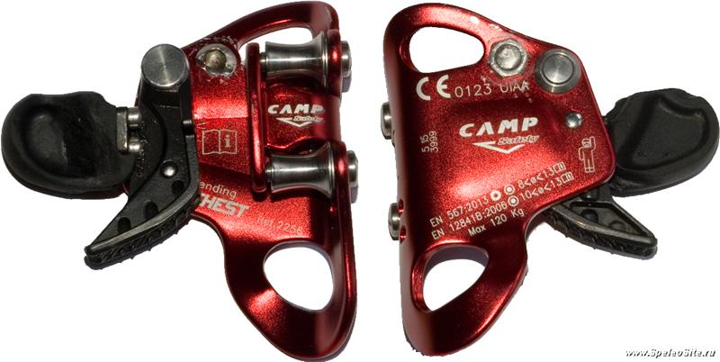 Доработка зажимов Кроль Camp TurboChest, и пантин TurboFoot, зажимы Камп с роликами